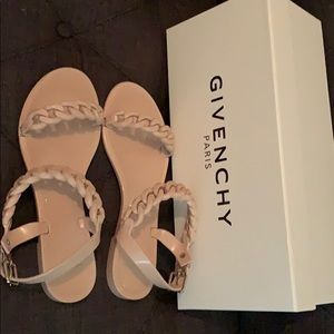 Givenchy Nude Sandals size 38 used
